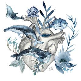 Le coeur de la mer