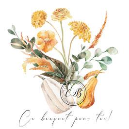 Ce bouquet pour toi