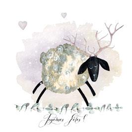Mouton ou cerf? ;)
