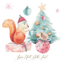 Noël Ecureuil