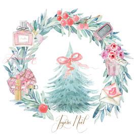 Noël girly
