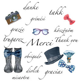 Carte Monsieur....Merci