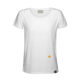 Women's Organic Cotton Diamond