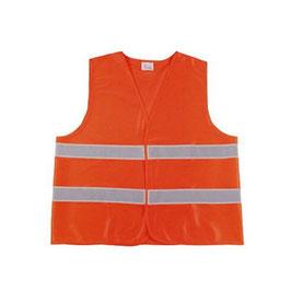 Warnweste/Sicherheitsweste, orange