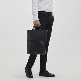 Sandqvist Leather Totebag