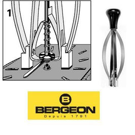 Outil Presto N°1 - BERGEON