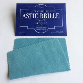 Pochette Astic Brille Argent