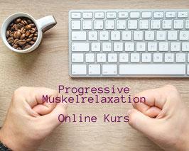 Progressive Muskelrelaxation nach Jacobson Online-Kurs