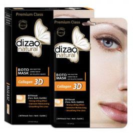 Dizao BOTO Gesichtsmaske mit Collagen (5 Stück pro Packung !)