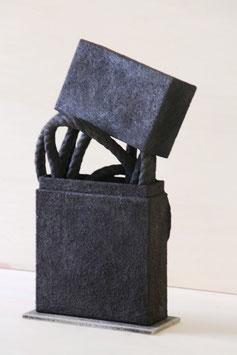 Antonio de Diego Arias. Caja con cuerdas