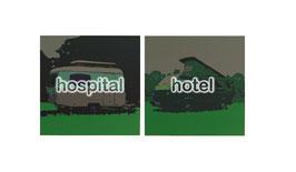 Pedro Osakar. HOSPITAL HOTEL