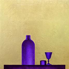 Paco Lagares. Sorbo púrpura