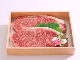 京の肉 黒毛和牛ステーキ