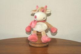 Vaca con bufanda s