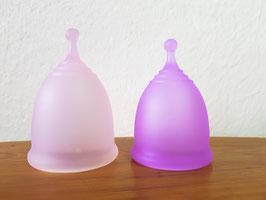 Copa menstrual (2 unidades) + Recipiente esterilizador