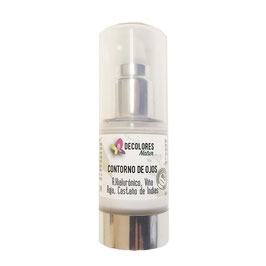Contorno de ojos natural 30ml