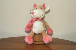 Vaca con bufanda Gr