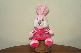 Conejo rosa