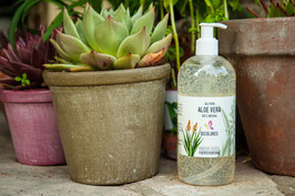 Gel puro Aloe Vera de cultivo ecológico 500ml