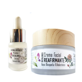 Duo facial reafirmante