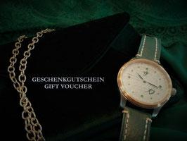 Gutschein/Gift Voucher 500 CHF