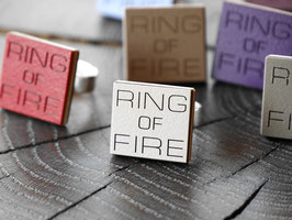 "Ring AFORISMO ""RING OF FIRE"""