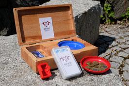 Die Schafkopfbox (mit Schnupftabak)