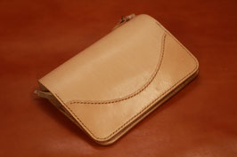 A-002A6 A6 Sized Notebook Cover(革色:Brown)