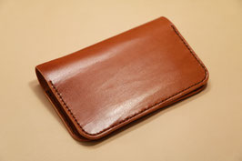 G-004 Passport Case (革色:Unbleached)