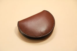 B-002 Coin Case (革色:Unbleached)
