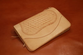 G-002B6S B6 Sized Notebook Cover(革色:Unbleached)