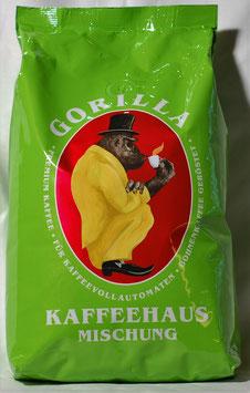 Gorilla - Kaffehaus-Mischung 1 kg.