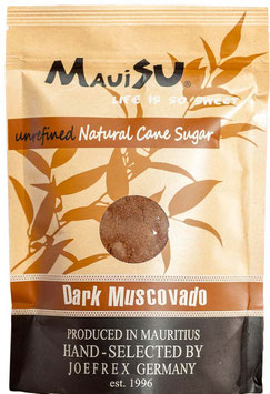 Maui Su - Dark Muscovado 500 gr.