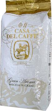 "Casa del Caffe ""Gran Aroma"" ganze Bohnen 1 kg"