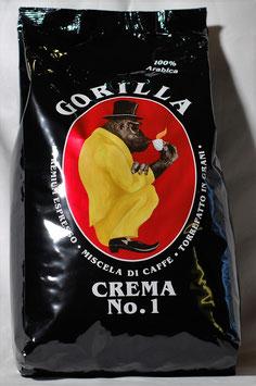 """Gorilla -""""Crema No.1"""" 1 kg."""