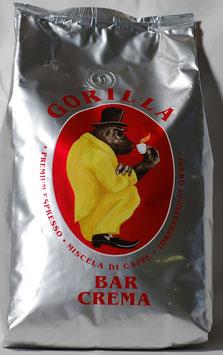 """Gorilla Kaffee """"Bar Crema"""" 1 kg."""