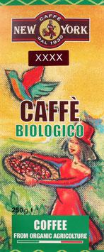 Caffé New York - Caffé Biologico und Fairtrade gemahlen 250g