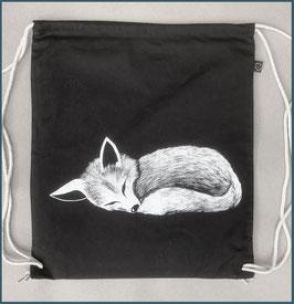 Rucksack schwarz Fuchs