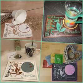 Tea Mug Rug