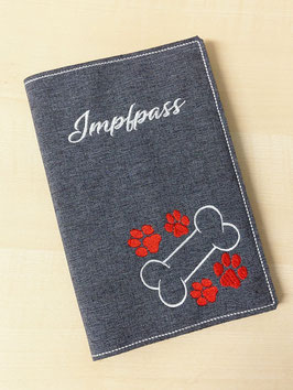 Impfpass Umschlag für Hunde