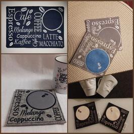 Kaffee Mug Rug