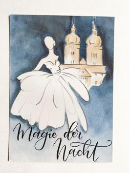 Postkarte - Magie der Nacht