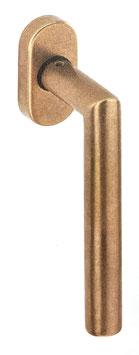 Bronze Dreh-Kipp - Fenstergriff JNF 30.DK RAW