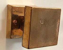 GIARA Knopf Po12-R12i38 aus Bronze