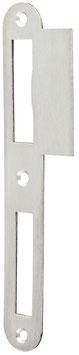 CES Lappen-Schließbleche 0522 für VARIO Zimmertürschlösser in Messing in verschiedenen finishes