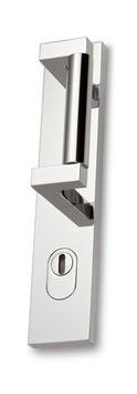Bauhaus Sicherheits Langschildgarnitur GRO G 245-14 SH