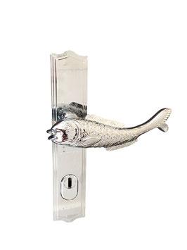 """Art dèco Sicherheitsgarnitur Klassik """"Forelle"""" Fisch"""