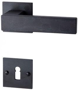 LECH schwarzSTAHL Garnitur LECH-44 SS