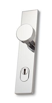 Bauhaus Sicherheits Langschildgarnitur KNO  245-04V SH