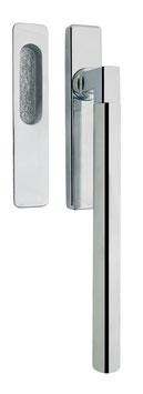 Bauhaus HSG 214-020 Hebeschiebetürgriff mit Griffmuschel außen
